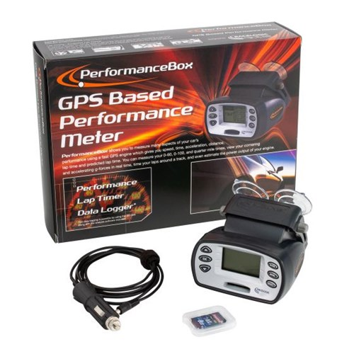 GPS Performance Meter Car Gift