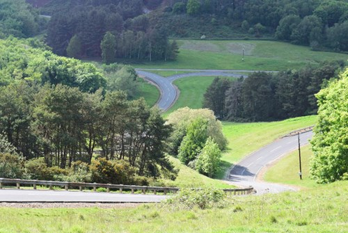 Alpine Circuit Millbrook Proving Ground