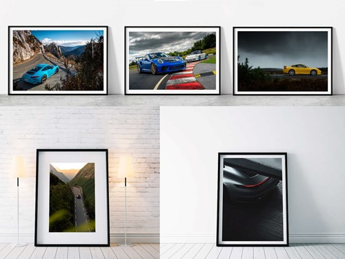 Car Photography Print Gifts