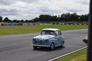 The Race - HRDC at Castle Combe