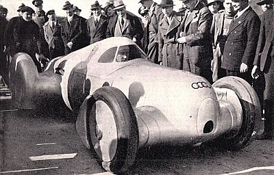 Auto Union Grand Prix 1935 Hans Stuck