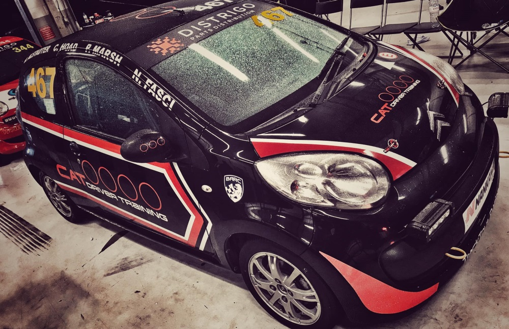 C1 Race Car