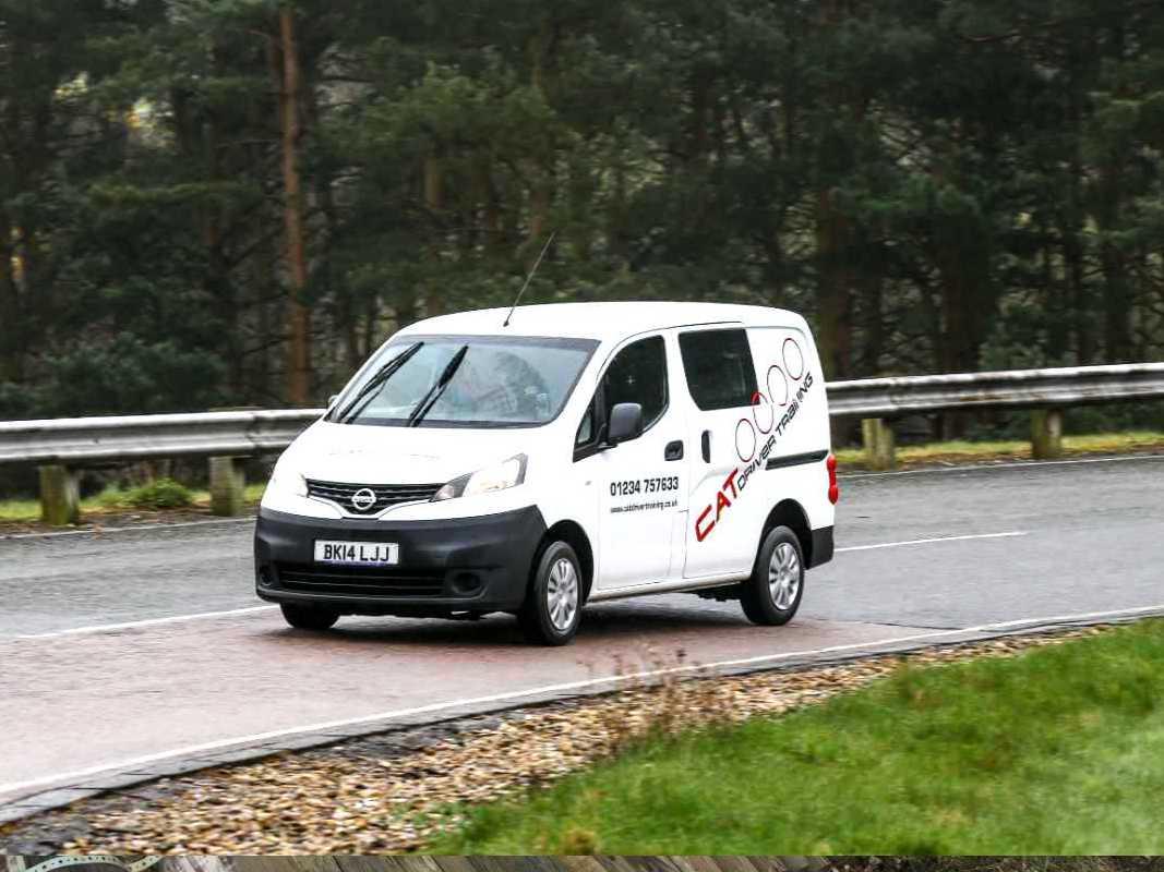CATDT Van