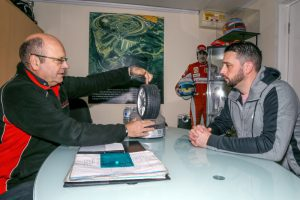 Car handling course and optimisation
