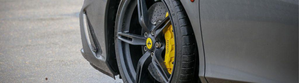 Ferrari Wheel Brake