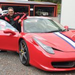 Ferrari owner performance driving course
