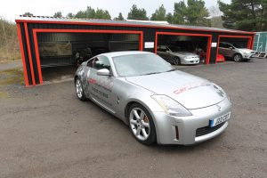 Gift Driving Experience in Nissan 350z