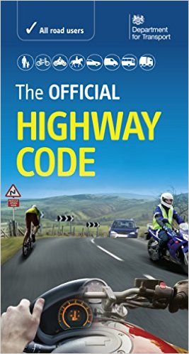 DVSA Official 2015 Highway Code