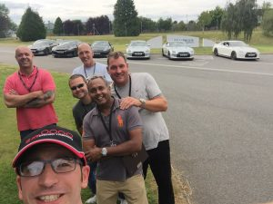 Happy Car Club Members