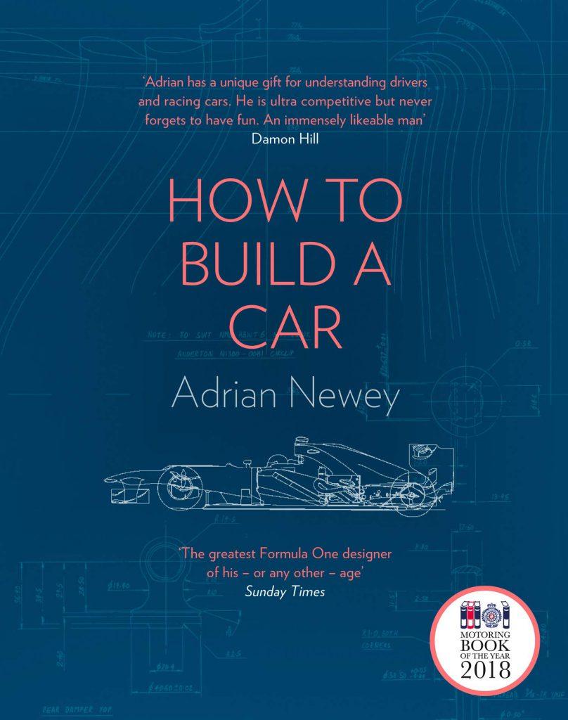 How to build a car adrian newey