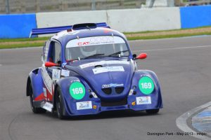 Fun Cup Race Car VW Beetle