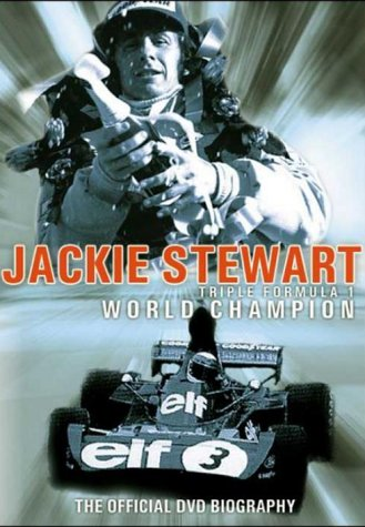 Jackie Stewart - Triple Formula 1 World Champion