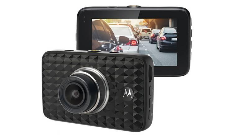 Motorola HD dash cam