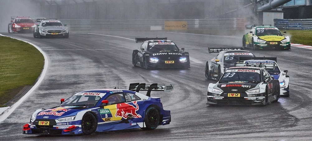 Nurburgring in the wet
