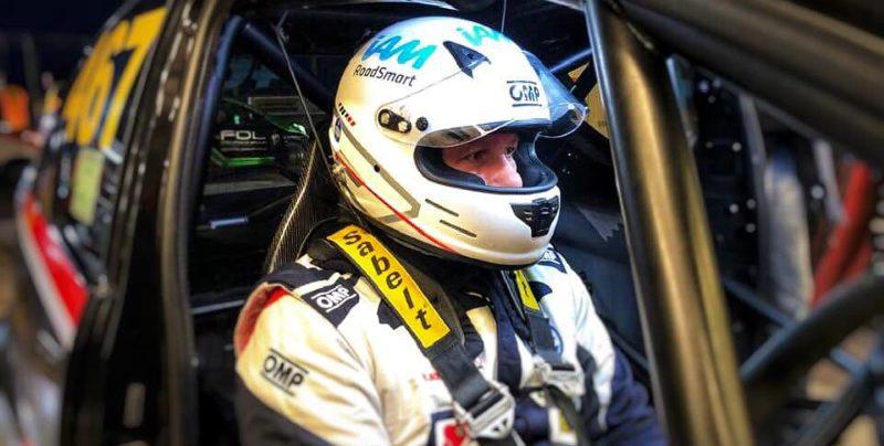 Endurance racing driver