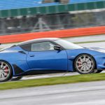High performance driver training at Silverstone