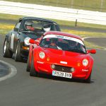 Silverstone Track Day - CATs Lotus Elise with Customers