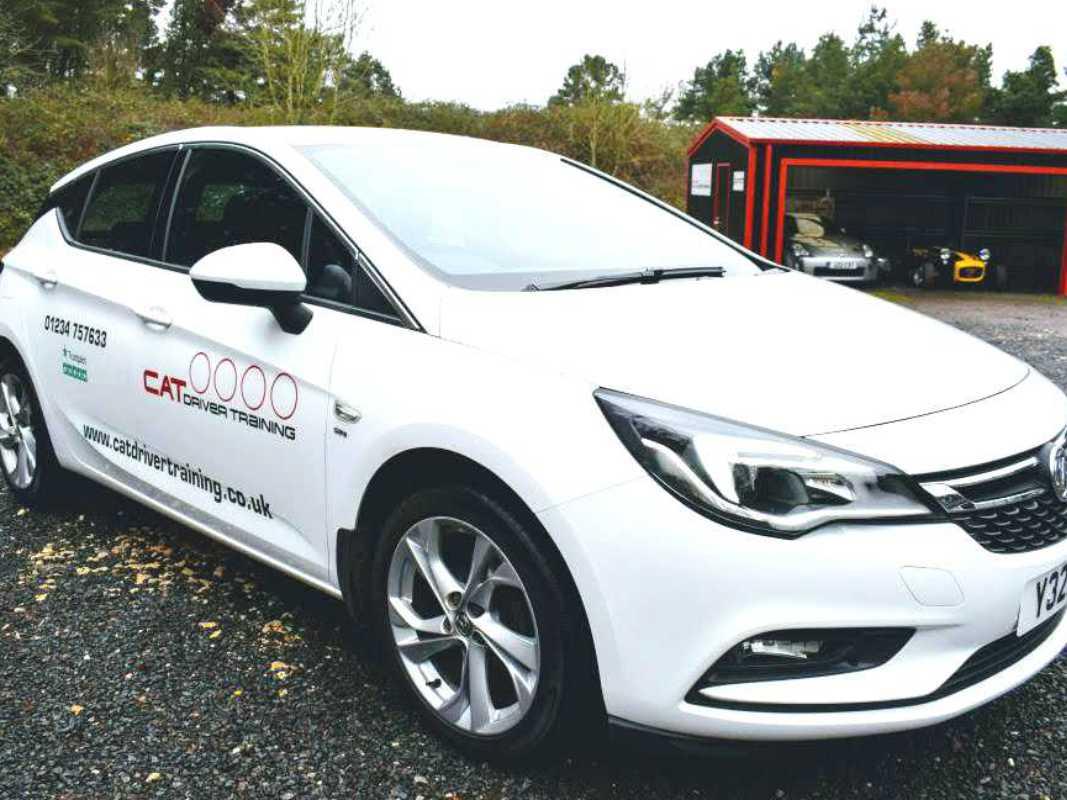 Vauxhall Astra 1.4T SRi
