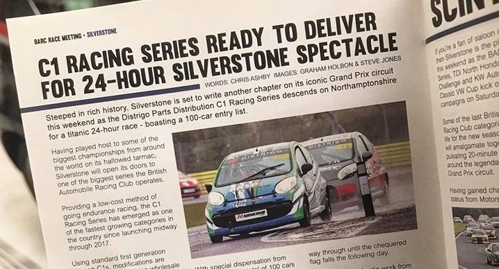 C1 Endurance Race Silverstone