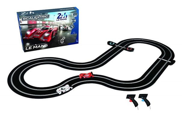 scalextric le mans set