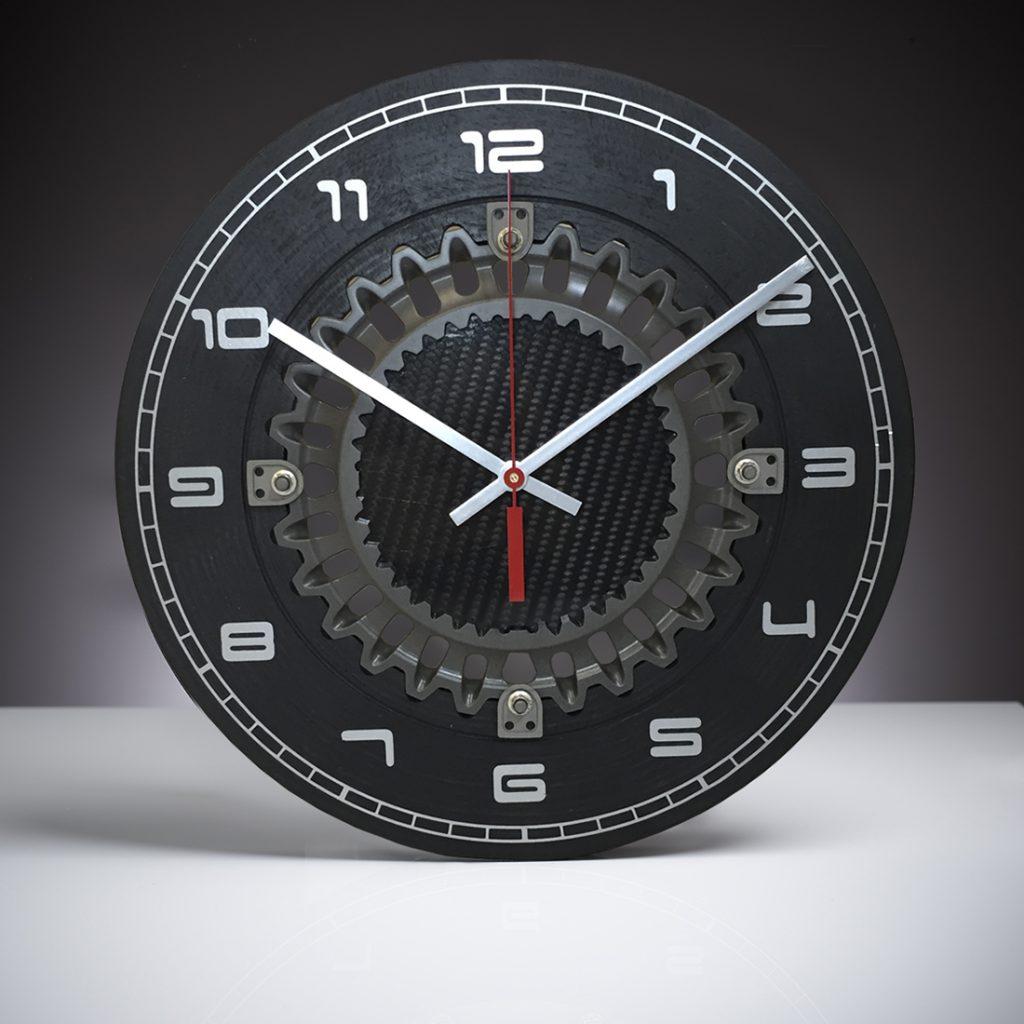 sfi brake disc clock gift idea