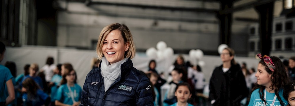 Susie Wolff Dare To Be Different
