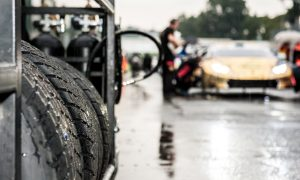 Wet Track Driving